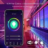 19.7ft (2X3m) Smart Life WiFi LED Strip Lights