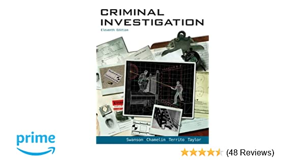 Looseleaf for criminal investigation charles r swanson neil c looseleaf for criminal investigation charles r swanson neil c chamelin leonard territo robert w taylor 9780077606435 amazon books fandeluxe Images