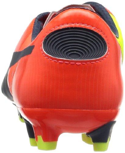 Football Pour Puma En Peach ombre Chaussures Blue 01 Pourriture fluro Fg De Rouge fluro Hommes Yellow Evopower Synthtique 1 qq84X