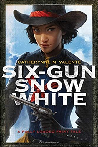 Image result for book cover six gun snow white