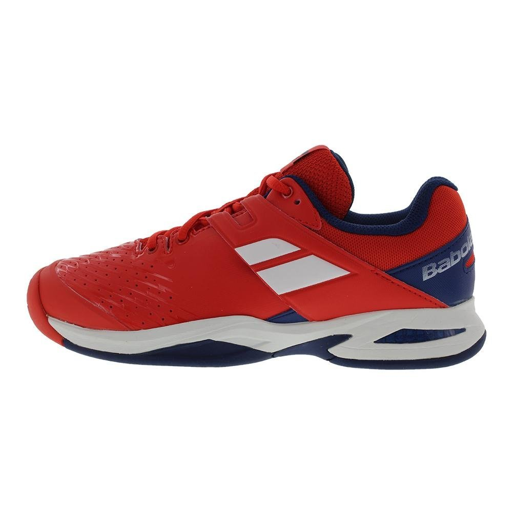 Babolat Kid's Propulse Fury All B079FL51R5 Court Junior Tennis Shoes B079FL51R5 All 5 M US|Red ff914e