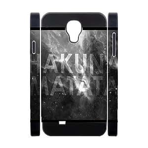 Custom Hakuna Matata Cover Case for Samsung Galaxy S4 I9500 S4-1558