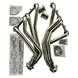 Stainless Steel Header Exhaust System Kit for 1969-1977 Chevrolet & GMC V8 Engine