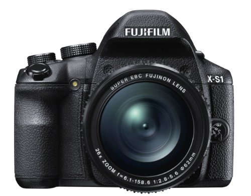 FUJIFILM Digital Camera X-S1 12MP 2/3-inch EXR-CMOS Wide angle24mm x26 Optical Zoom F FX-X-S1