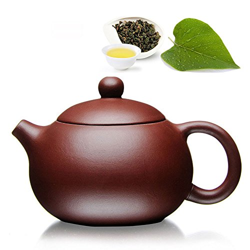 Home tea China Yixing Purple Clay Teapot Zisha teapot 200cc