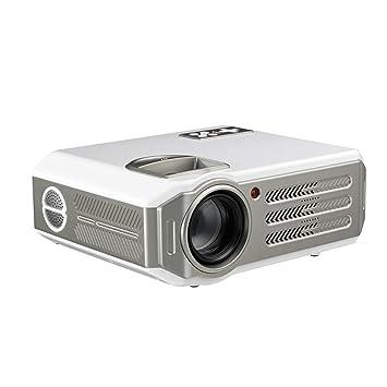 BESTSUGER Proyector de Video, proyectores de Diapositivas de Alta ...