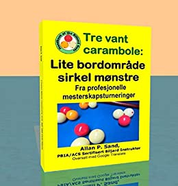 Amazon Com Tre Vant Carambole Lite Bordomrade Sirkel Monstre