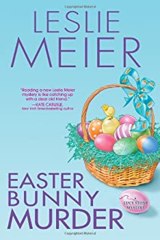 Easter Bunny Murder 0758229364 Book Cover