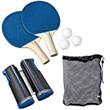 Table Tennis to Go - Retractable Tennis Table Set