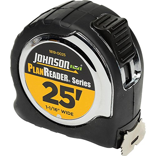 Architects Series - Johnson Level Planreader 25' Architect Series Power Tape
