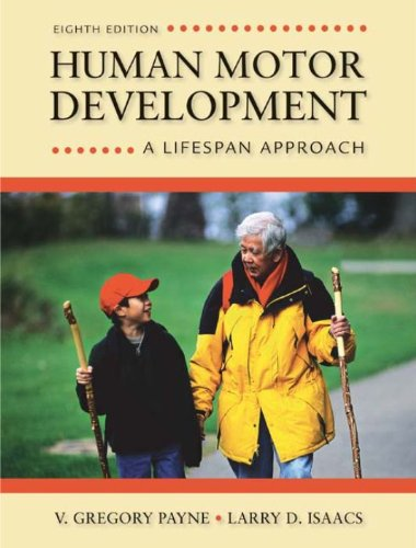 Human Motor Development: A Lifespan Approach Pdf