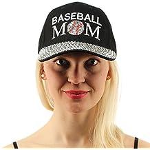 Everyday Mom Bling Rhinestones Visor Baseball Sun Ball Cap Hat