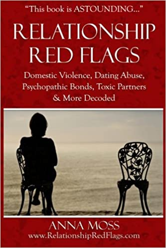 Dating red flags book