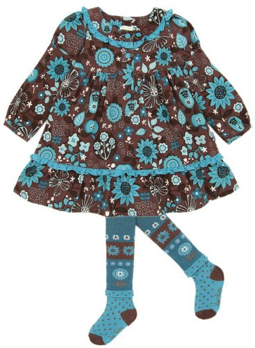 Chocolate Corduroy Pants - 9