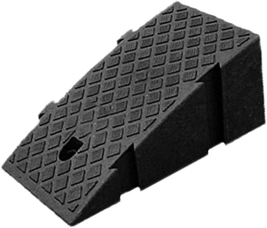 Rampe dacc/ès en caoutchouc hauteur de la partie haute/ 10/cm