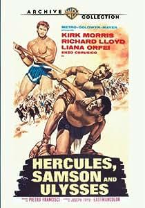 HERCULES SAMSON & ULYSSES (1965)