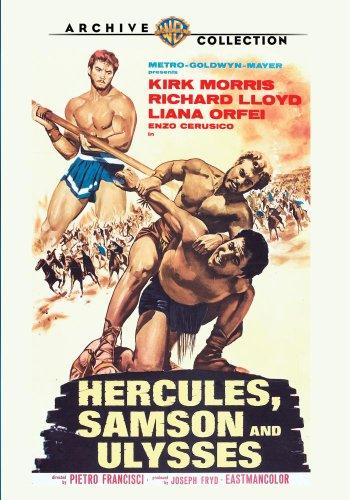 Hercules, Samson And Ulysses ()