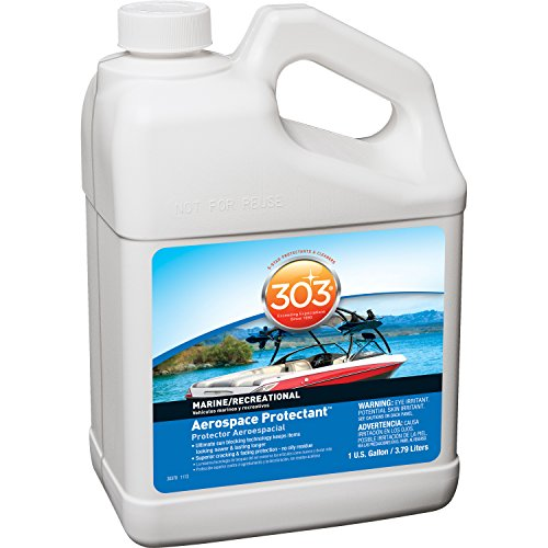 303 (30370) Marine UV Protectant - 128 oz.