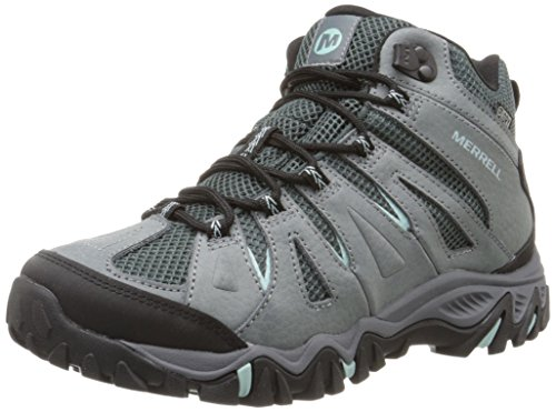 Merrell Women's Mojave Mid Waterproof Hiking With CampingForFoodies Desert Hiking Tips And Techniques For Beginners To Have Confidence With The Proper Gear, Boots, Clothing, First Aid And Hiking Essentials