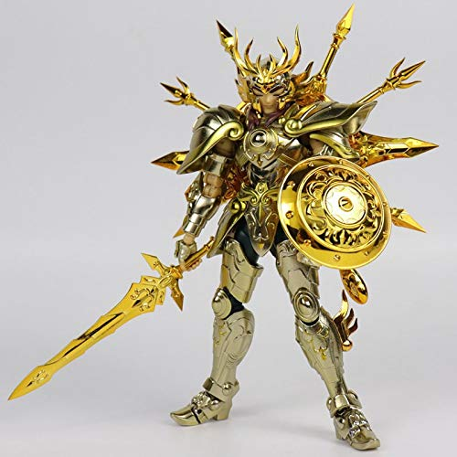 Linker Wish Saint Seiya EX God Pisces Aphrodite and God Libra Dohko God Cloth SOG Action Figure Myth Metel Armor Toys Figure(God Libra)