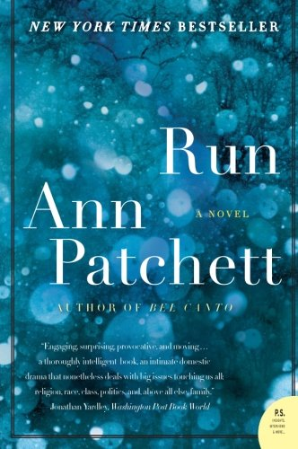 Book cover from Run by Ann Patchett