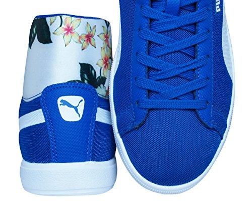 Puma Archivio Lite Mid Mesh Rt Mens Sneakers / Scarpe Blu