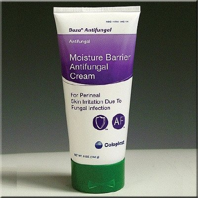 MCK16071412 - Skin Protectant Baza Antifungal Tube Cream Scented by Baza Antifungal