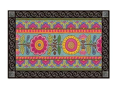 Soulshine Floral MatMates Doormat #11524