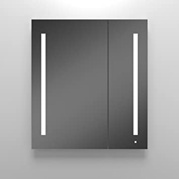 series two door mirrored medicine cabinet ikea cabinets surface mount kohler
