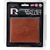 Rico Texas Rangers MLB Embossed Leather Billfold Wallet