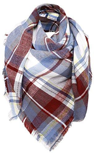 Simplicity Blanket Scarf Tassel Pashmina