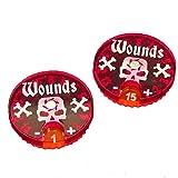 AoS: Wound Dials, #1-15 (2)