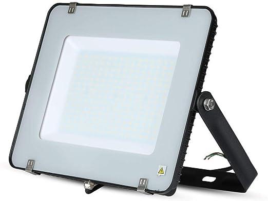 V-TAC VT-200 200W LED A+ Negro Proyector - Proyectores (200 W, LED ...