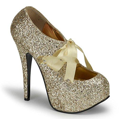 high burlesque 3 heels TEEZE 10G glitter sexy 5 9 Bordello sizes wXpfRqR