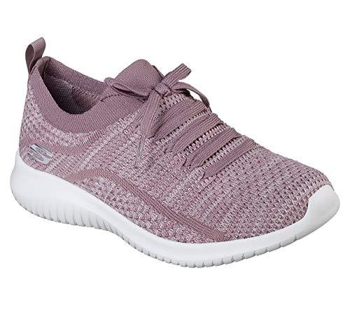 Skechers Flex Lavanda Statements Mujer Ultra para Zapatillas TZxr4Tnq