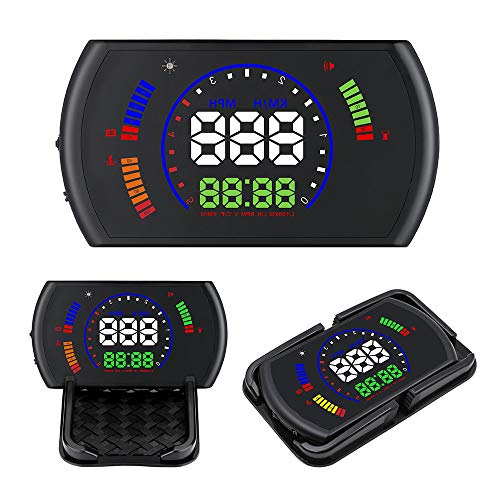 XYCING Car HUD Heads Up Display 5.8 inch Digital Speedometer for sale  Delivered anywhere in USA