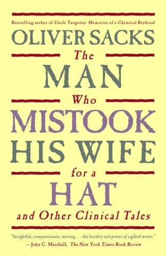 Umbrella Hat In Stores (The Man Who Mistook His Wife for a Hat and Other Clinical Tales by Sacks, Oliver (2006))