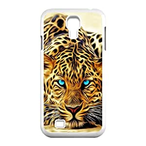 Beautiful Designed With Tiger Theme Phone Shell For Samsung Galaxy S4 I9500