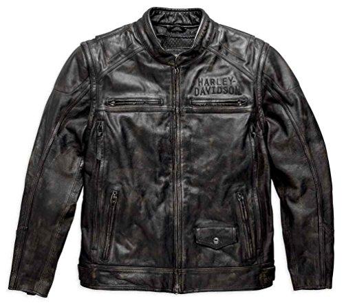 Vintage Harley Davidson Leather Jackets For Men - 3