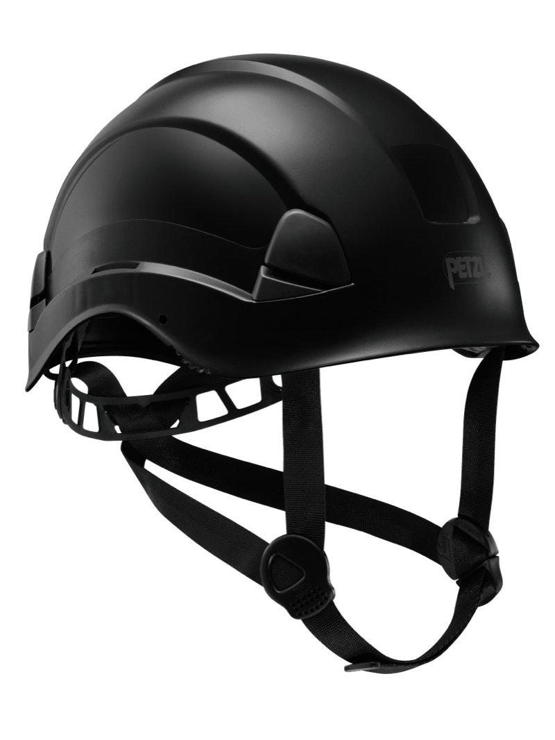 Petzl Helme Vertex Best - Casco de escalada, color negro, talla 53-63 A10BNA