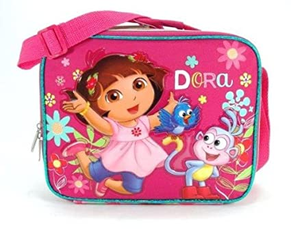 d0b0ce6ea7d8 Amazon.com  Dora the Explorer - Lunch Box - Sunflower  Toys   Games