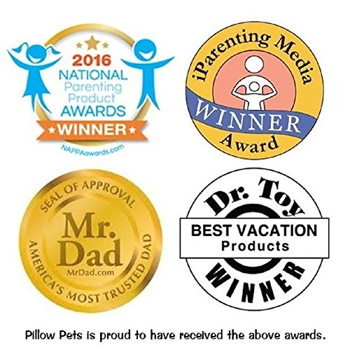 Pillow Pets DCP-NS-PUA Disney Moana Stuffed Animal Plush Toy, 16'', White by Pillow Pets (Image #3)