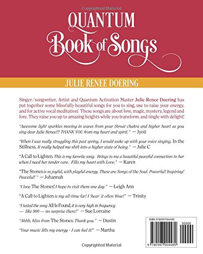 Amazon com: Quantum Book of Songs (9780997004489): Julie Renee