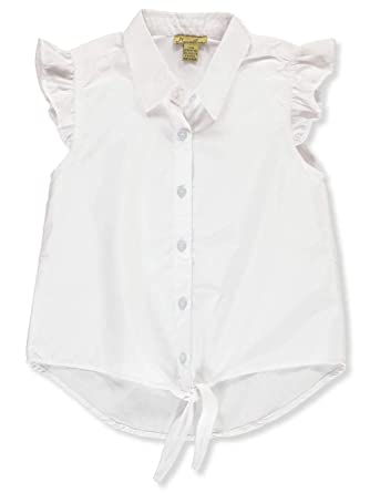 Mona Lisa - Camiseta de Tirantes para niña - Blanco - 3 años ...