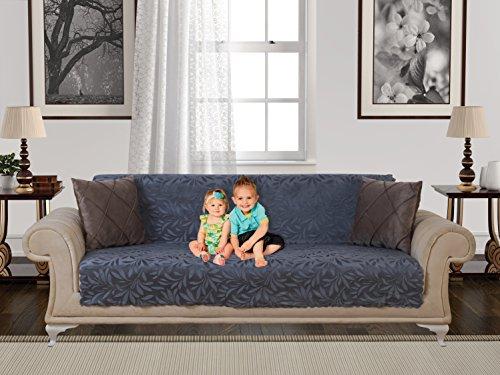 Anti Slip Leather Sofa Cover