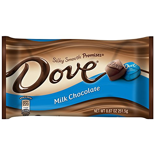 Dove Promises Milk Chocolate Candy 8.87-Ounce Bag Dove Candy Bar