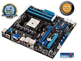 ASUS AMD A85X MicroATX DDR3 2400 370 Motherboards F2A85-M/CSM