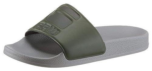 b7d7dcf0e64 G-STAR RAW Men s CART Slide Open Sandals