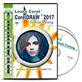 Corel CorelDRAW 2017 Tutorial Training on 2 DVDs