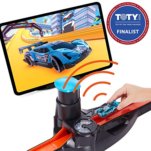 Hot Wheels id Smart Track Kit - http://coolthings.us